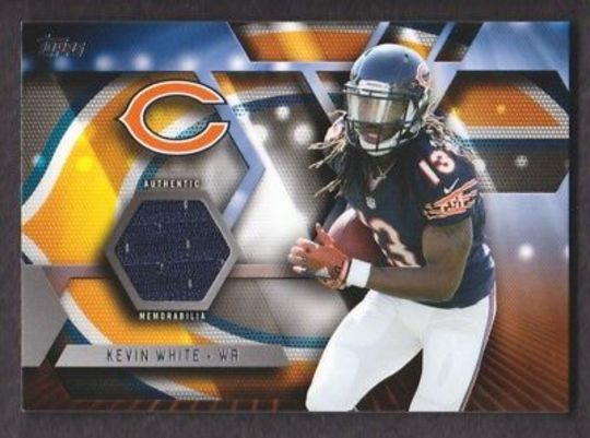 2015 Topps Relic Kevin White TR-KWH