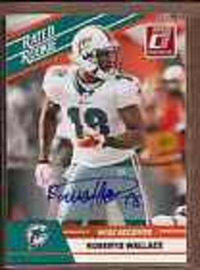 2010 Donruss Rated Rookie Roberto Wallace
