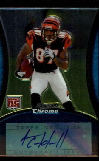 2008 Bowman Chrome Andre Caldwell BC84