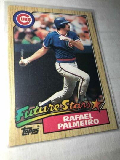 rAfael palmeiro card #634
