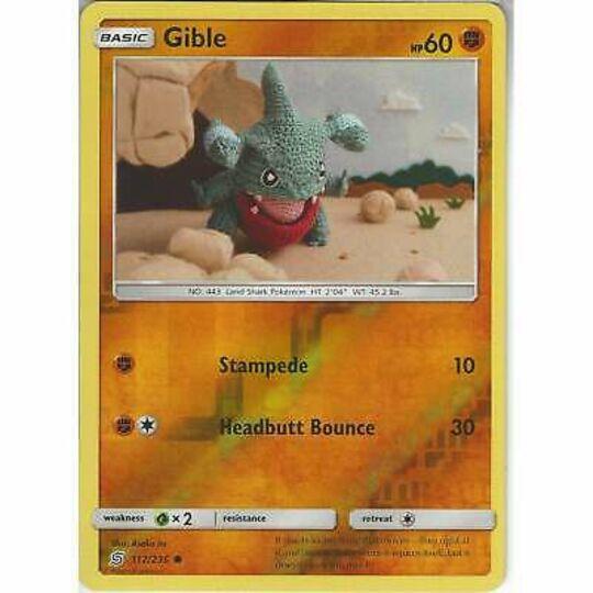 gible 112/236