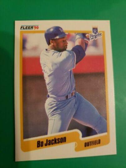 1990 Fleer Bo Jackson