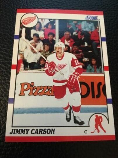 1990 score Jimmy Carson
