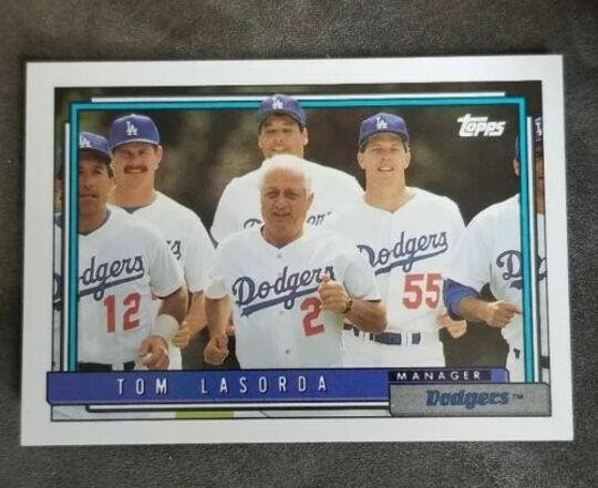 Tom Lasorda #261