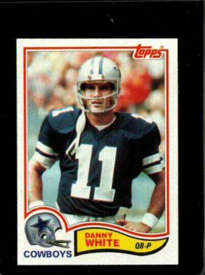 1982 Topps Danny White