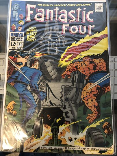Fantastic Four Collection Image