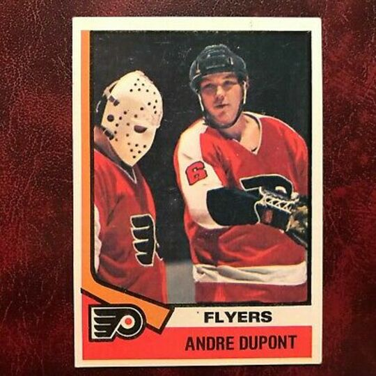 1974 topps andre dupont 67