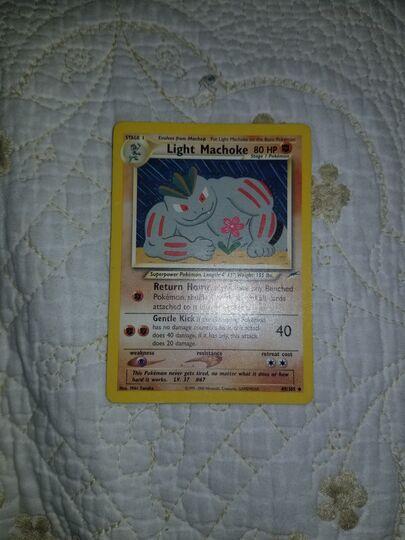 49/105 light machoke