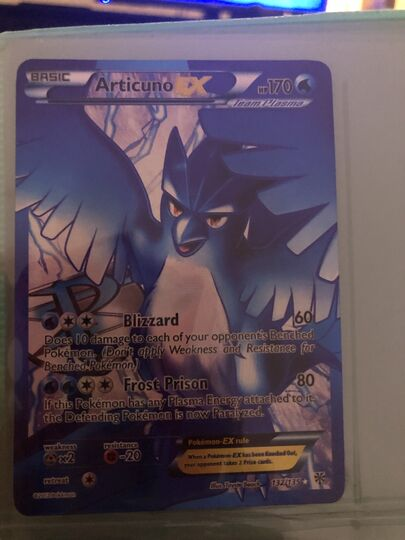 Articuno Collection Image