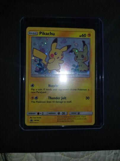 SM162 pikachu