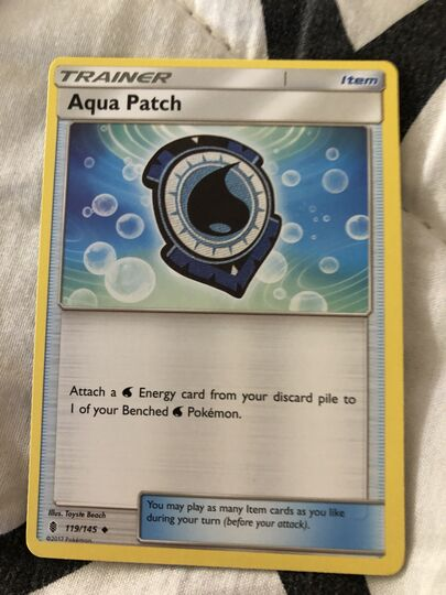 Aqua Patch Collection Image