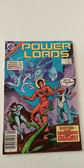 POWER LORDS #2 1984