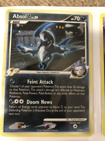 Absol Collection Image