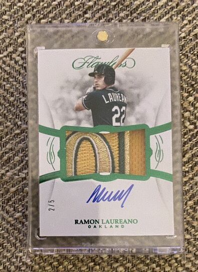 2019 Flawless Ramon Laureano Auto /5