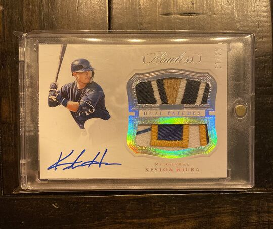 2019 Flawless Keston Hiura Auto