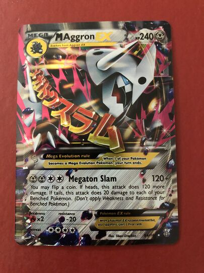 Aggron Collection Image