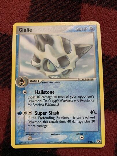 glalie 13/106 2005