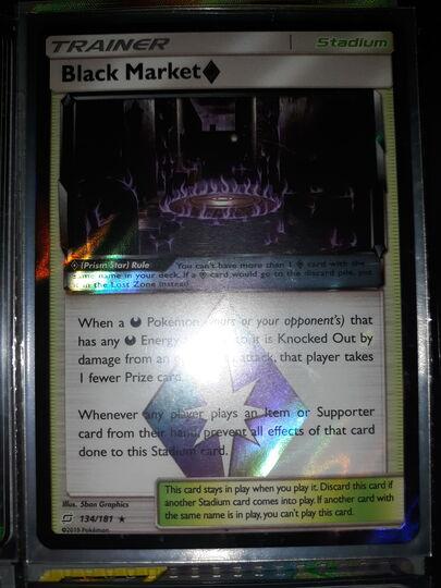 Black Market 134/181