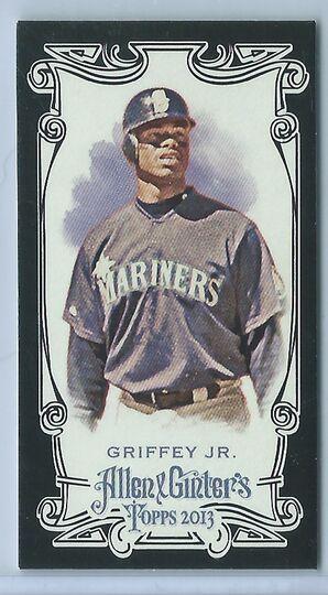 2013 topps allen & ginter ken griffey jr #87