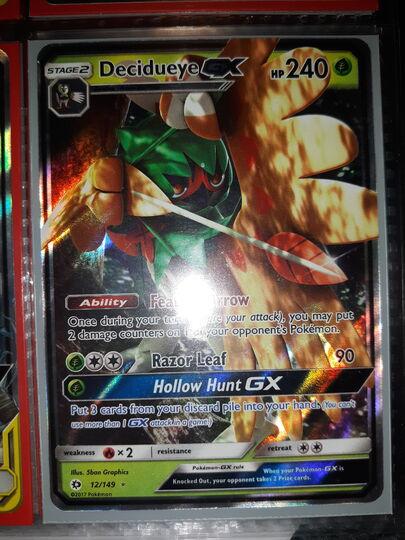 Decidueye GX 12/149