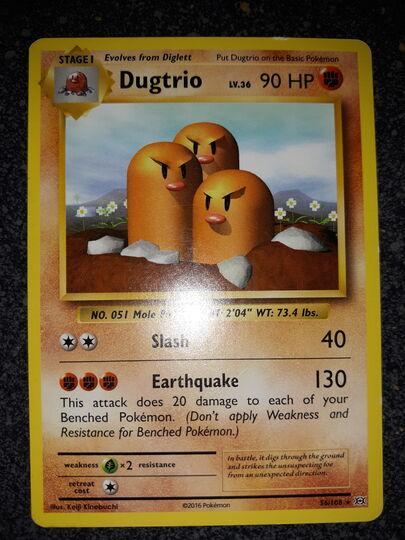 Dugtrio 56/108