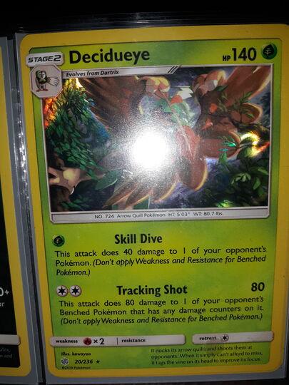 Decidueye 20/236