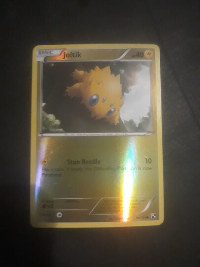 Common Pokemon Black /& White M//NM English 44//114 x4 Joltik