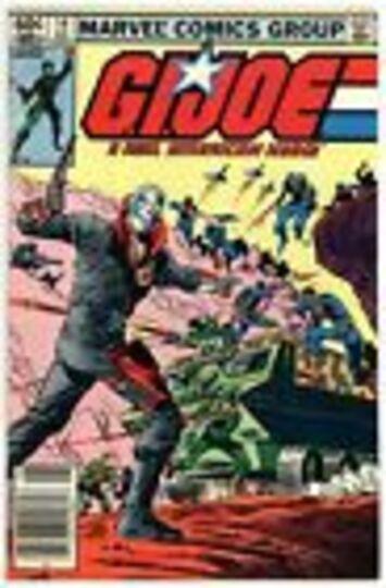 GI Joe A Real American Hero  Collection Image
