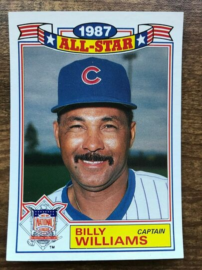 billy williams 22