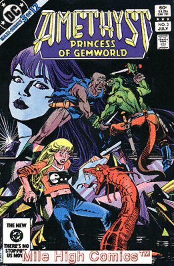AMETHYST #3 1983