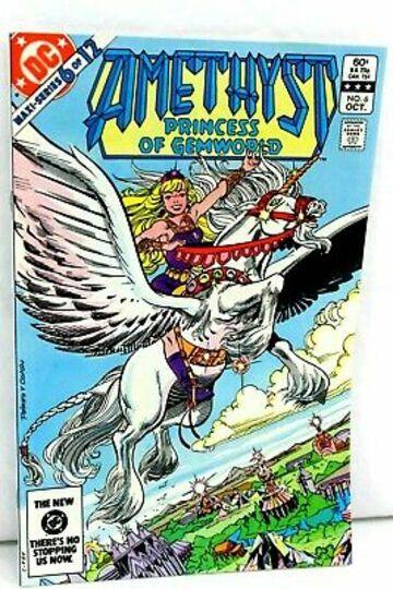 AMETHYST #6 1983