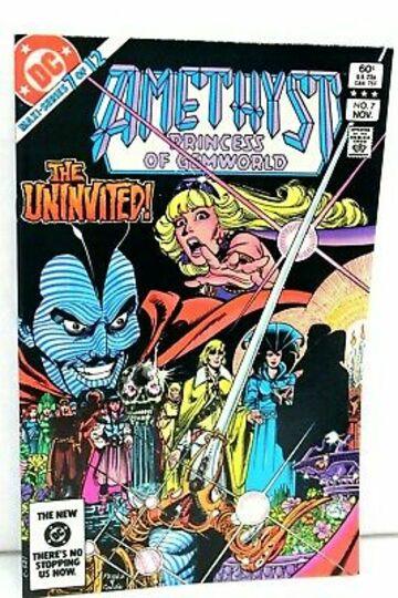 AMETHYST #7 1983
