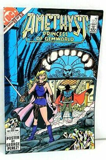 AMETHYST #11 1984