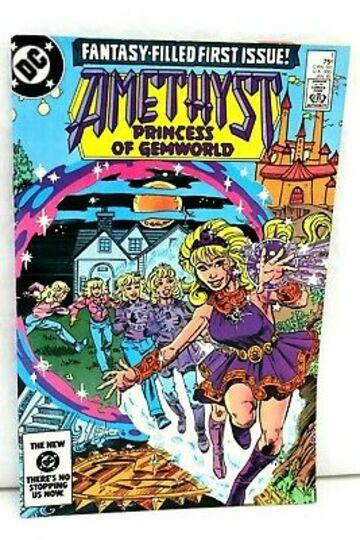 AMETHYST #1 1985