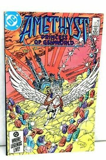 AMETHYST #2 1985
