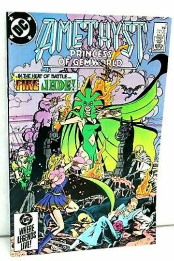 AMETHYST #3 1985