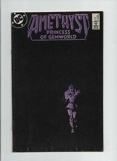 AMETHYST #10 1985