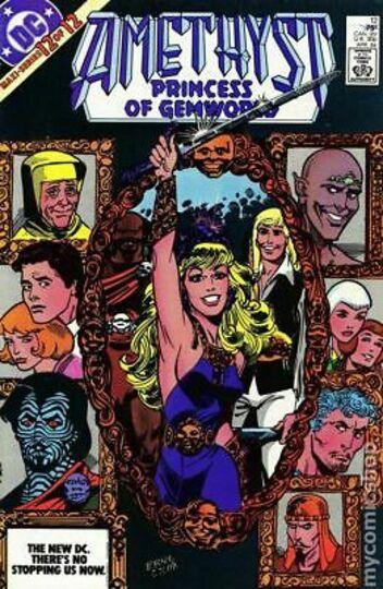 AMETHYST #12 1984