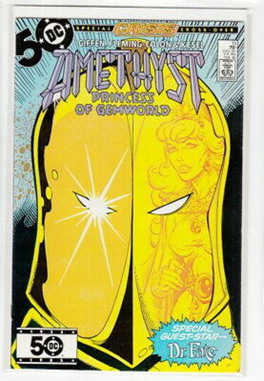 AMETHYST #13 1985