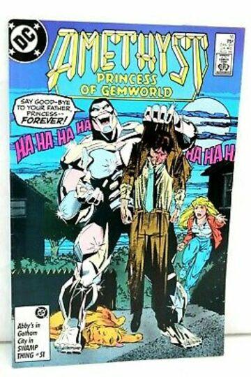 AMETHYST #16 1986