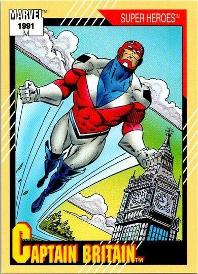 1991 captain britain