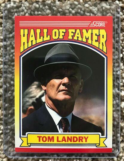 1990 score tom landry