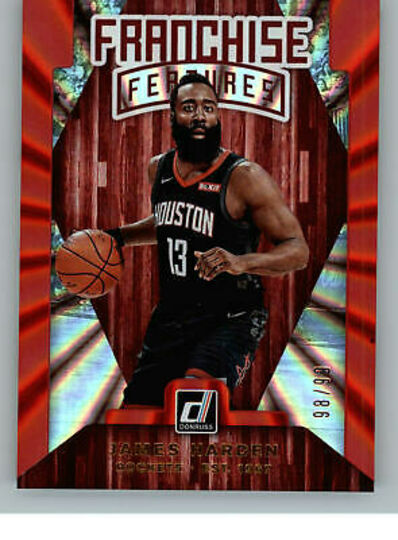 franchise features james harden red holo
