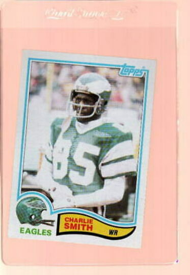 1982 topps charlie smith