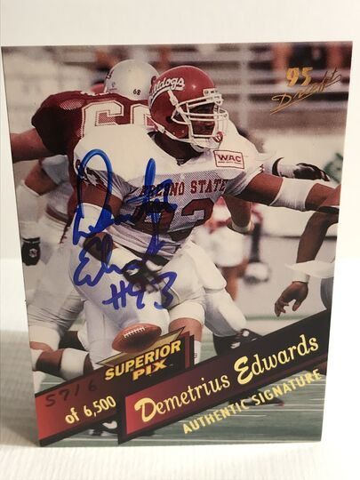 (3) AUTOGRAPHS, MEMORABILIA, RELIC, SERIAL NUMBERED, JUMBO Collection Image