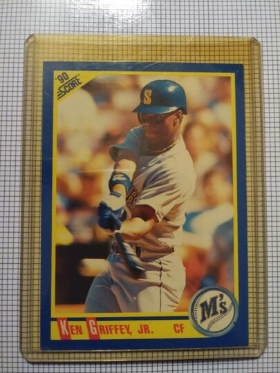 1990 Score Ken Griffey Jr