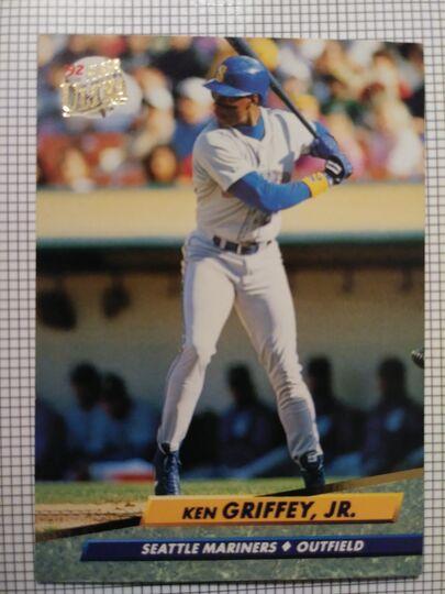 1992 Fleer Ken Griffey Jr