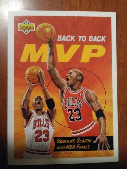 1992 Upper Deck Michael Jordan