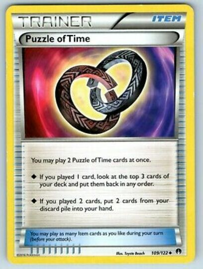 puzzle of time 109/122