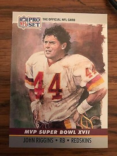 1991 pro set football Collection Image